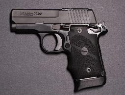 P938 с противозацепными прицелами от SIG Sauer – Новости AIR-GUN.RU
