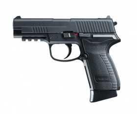 пневматический пистолет Umarex HPP вид слева