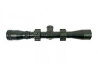 Оптический прицел GAMO 4x32 WR (VE4x32WR) вид сбоку