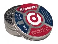 Пули пневматические Crosman Pointed 4,5 мм 7,4 грана (250 шт.)