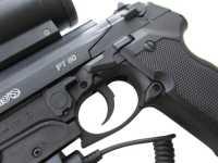 спусковой крючок пневматического пистолета Gamo PT-80 Tactical