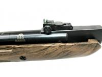 Пневматическая винтовка Hatsan 125 MW 4,5 мм  целик вид сбоку