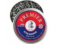 Пули пневматические Crosman Premier Ultra Magnum 4,5 мм 10,5 гран (500 шт.)