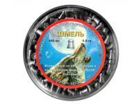 Пули пневматические Шмель 4,5 мм 0,8 грамма, магнум, округлая (400 шт.)
