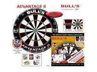 Мишень дартс Bulls Advantage II Bristle Board
