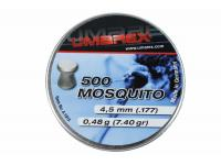 Пули пневматические Umarex Mosquito 4,5 мм 0,48 грамма (500 шт.)