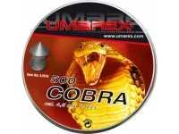 Пули пневматические Umarex Cobra 4,5 мм 0,56 грамма (500 шт.)