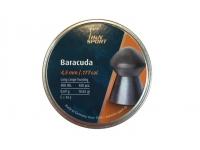 Пули пневматические H&N Baracuda 4,5 мм 0,69 грамма (400 шт.)