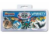 Набор из 10-ти комплектов оперений Harrows Variety Multi pack
