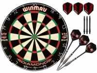 Комплект для игры в Дартс Winmau Classic (средний уровень)