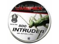 Пули пневматические Umarex Intruder 4,5 мм 0,52 грамма (500 шт.)