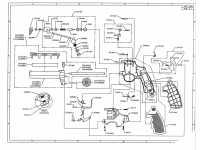 взрыв-схема пневматического револьвера Crosman Vigilante