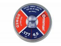Пули пневматические Crosman Domed  4,5 мм (500 шт.) 6-D177