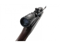 Пневматическая винтовка Stoeger X50 Wood Combo 4,5 мм (30108) оптика вид сзади