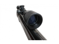 Пневматическая винтовка Stoeger X50 Wood Combo 4,5 мм (30108) оптика вид спереди