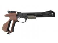 пневматический пистолет МР-657 вид справа