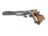 Пневматический пистолет МР-657 4,5 мм вид слева