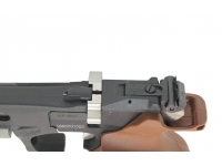 Пневматический пистолет МР-657 4,5 мм целик