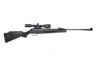 Пневматическая винтовка Stoeger X50 Synthetic Combo 4,5 мм (30117) вид справа
