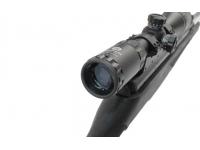 Пневматическая винтовка Stoeger X50 Synthetic Combo 4,5 мм (30117) оптика вид сзади