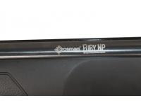 Пневматическая винтовка Crosman Fury NP 4,5 мм (переломка, пластик, прицел 4х32) гравировка