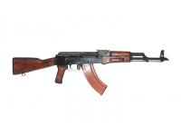 Оружие списанное охолощенное ВПО-925 (Автомат Калашникова, АКМ) раритет СХП вид справа