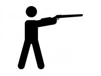 Стрельба из винтовки 30 минут