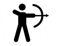 Стрельба из Лука (1 выстрел)