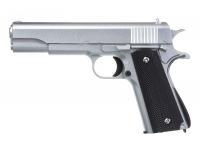 Модель пистолета COLT1911 Classic silver (Galaxy) G.13S