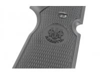 Пластиковые накладки на рукоять пистолета Beretta 92 (Umarex M92 FS 419.130) гравировка