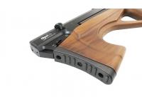Пневматическая винтовка EDgun Леля сверхкомпактная однозарядная 5,5 мм затыльник