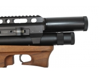Пневматическая винтовка EDgun Леля сверхкомпактная однозарядная 5,5 мм цевье