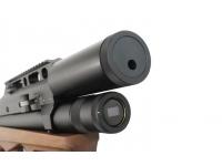 Пневматическая винтовка EDgun Леля сверхкомпактная однозарядная 5,5 мм ствол
