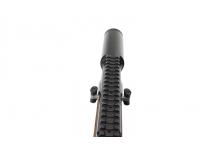 Пневматическая винтовка EDgun Леля сверхкомпактная однозарядная 5,5 мм планка