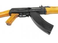 Пневматическая винтовка Cybergun АК 47 (Пневматический Автомат Калашникова) 4,5 мм магазин