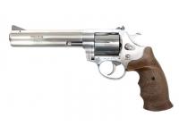 Травматический револьвер Гроза Р-06С нерж. 9 мм