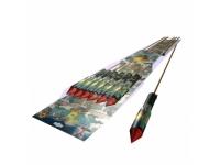 Ракеты Земля-воздух (в упаковке 6 шт)