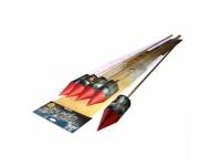 Ракеты Торнадо (в упаковке 4 шт)