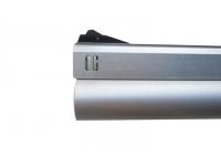 Пневматический пистолет Ataman АР16 компакт металл Silver 4,5 мм дуло