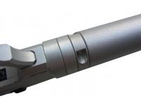 Пневматический пистолет Ataman АР16 компакт металл Silver 4,5 мм вид снизу
