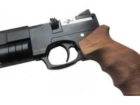 Пневматический пистолет Ataman АР16 411/B гравировка