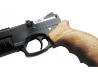 Пневматический пистолет Ataman АР16 дерево 4,5 мм гравировка