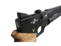 Пневматический пистолет Ataman АР16 дерево 4,5 мм целик
