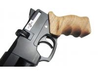 Пневматический пистолет Ataman АР16 дерево 4,5 мм рукоять