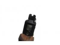 Пневматический пистолет Ataman АР16 дерево 4,5 мм вид сзади