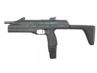 Пневматический пистолет МР-661К-02 ДРОЗД (пл. клин. ускор. заряж) 4,5 мм