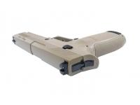 Пневматический пистолет Sig Sauer P320 4,5 мм целик