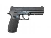Пневматический пистолет Sig Sauer P320 BLK 4,5 мм вид справа