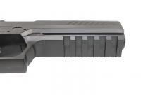 Пневматический пистолет Sig Sauer P320 BLK 4,5 мм подствольная планка