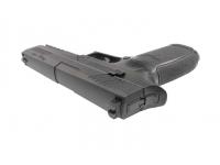 Пневматический пистолет Sig Sauer P320 BLK 4,5 мм целик